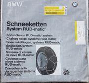 Schneeketten PKW Marke RUD