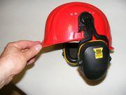 Lärmschutz-Arbeitshelm NEU