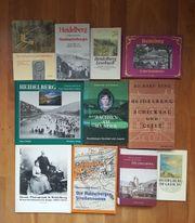 17 Bücher zum Thema Heidelberg