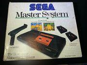 Brandneues Sega Master System Videospielkonsolensystem