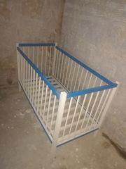 Zu verkaufen Gitter Bett