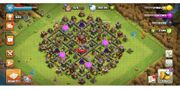 Clash of Clans Max TH9