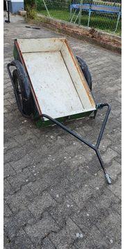 Anhänger für Mofa Moped Roller