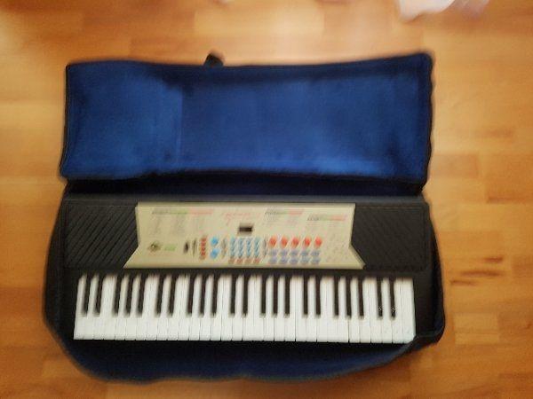 Keyboard Yamaha Piano Elektro Keyboard