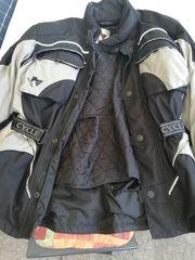Motorrad Jacke und Hose guter