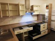 Küche incl Elektrogeräte