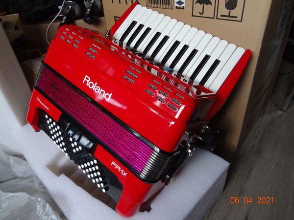 Akkordeon Roland FR 1 X