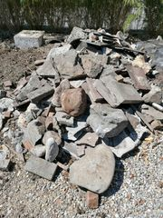 diverse Ach-Steine Pflaster-Steine Platten