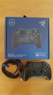 Ps 4 Controller Razer Raiju