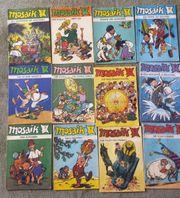 Kult-Comic Mosaik Abrafaxe 10 Hefte