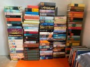 Diverse Bücher Romane Krimi Sachbücher