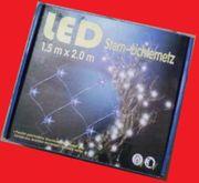 LED Netz 1 5mx2m weiß
