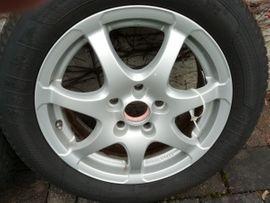 Bild 4 - Reifen mit Felgen - Trittenheim