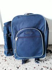 Picknick-Rucksack für 2 Personen mit