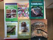 Bücher und Magazine über Schildkröten