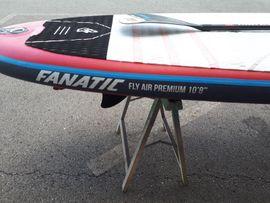 Surfen - standup paddelboard fanatic fly air