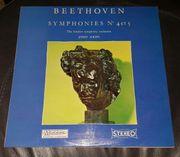 LP SchallplatteBeethovenSymphonie No 4 et