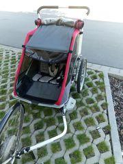 Chariot Cougar 2 Kinderanhhänger Fahrrad