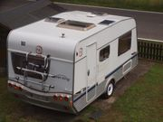 Wohnwagen TEC TravelKing 450 TE