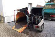 Jensen Holzhäcksler 3 Zylinder Diesel
