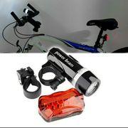 Fahrradlicht Set