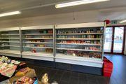 wir verkaufen Tiefkühltruhe und Kühlregale