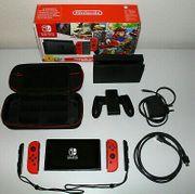 Nintendo Switch Konsole Mario Odyssey