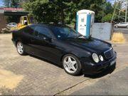 Mercedes Benz W208 CLK 320