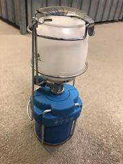 Gaslampe Campinggaz Lumo 206 blau