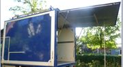 Kofferaufbau für Campingausbau Off-Road Wohnkabine