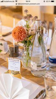 Vasen Vintage Hochzeit
