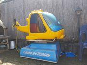 Kiddyride Hubschrauber