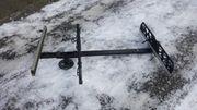 Skiträger für Jeep