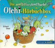 3 CDs Die muffelfurzteuflische Olchi-Hörbuchbox
