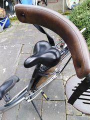 Fahrrad Lendenwirbelstütze