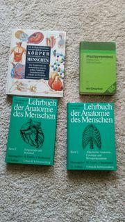 Diverse Atlas Anatomie Körper der