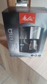 Melitta Kaffeemaschine mit Timer