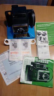 Keystone Sofortbilkamera RAPID SHOT 750