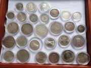 Münzsammlung Weimaer Republik 28 Stück