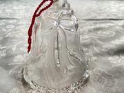 Weihnachtsglöckchen aus Glas Weihnachtsschmuck