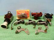 Oldtimer - Teile Kontakte Verteiler Schalter Opel