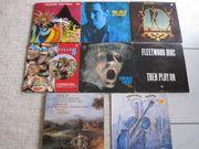 30 Schallplatten Uriah Heep Fleetwood