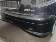 533620 Stoßstange hinten Peugeot 206