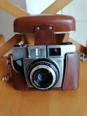 alte Fotoapparate und Super 8