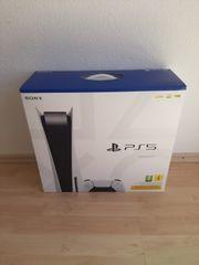 Sony PS5 Disc Edition NEU