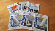 Technisches Magazin für Segler Palstek -