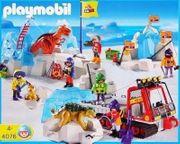 Playmobil 4076 Große Polarforschungsstation NEU
