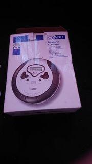 Tragbarer CD Player