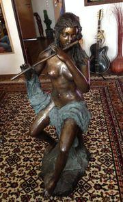 Bronze Figur Brunnen 1 50