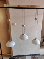 Schicke Lampe für Wohnzimmer